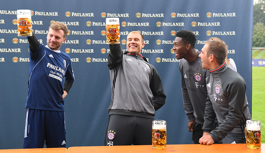 Paulaner Fan Dream – Bavarian Battle Qualifier
