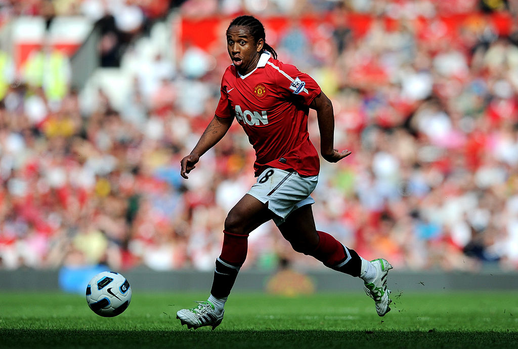 Anderson-Manchester United