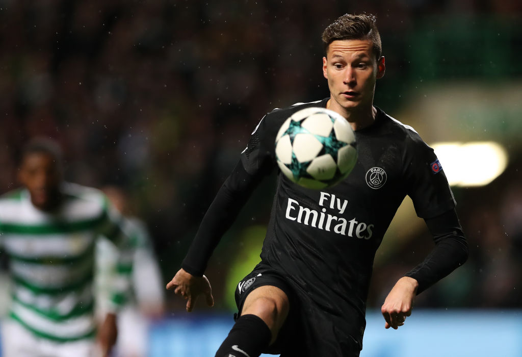 Celtic v Paris Saint Germain – UEFA Champions League